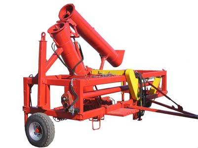 Машина зерно-распаковочная (ЗРМ-180)
