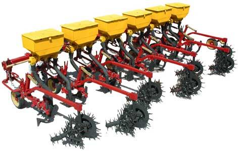Культиватор-растениепитатель для обработки картофеля (КРН-4,2Г)