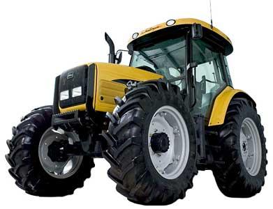 Трактор универсальный (Challenger MT400B)