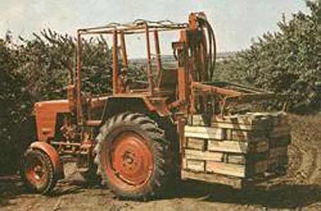 Погрузчик вильчатый (ПВСВ-0,5А)