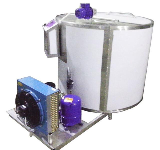 Охладитель молока вертикального типа (ОМВТ)