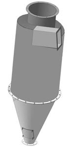 Циклон-осадитель (ЦОЛ)