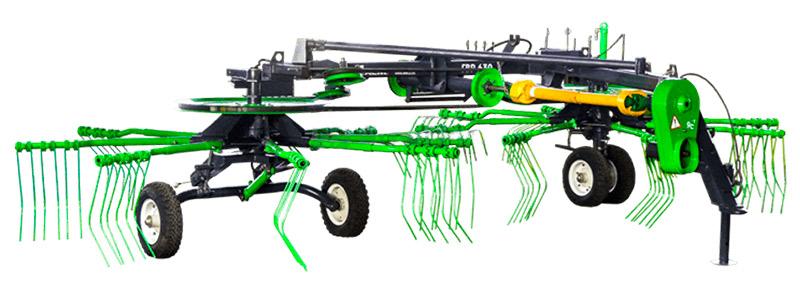 Грабли-ворошилки роторные (ГВР-630)