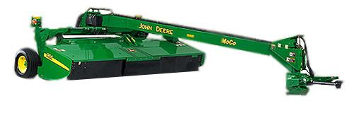 Косилка-плющилка (John Deere 900)