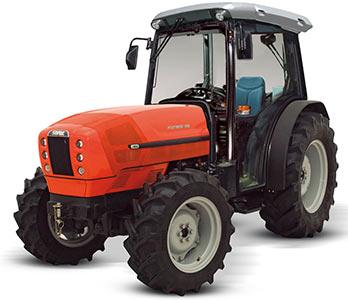 Трактор специализированный (Frutteto³)