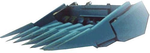 Жатка кукурузная (ЖК-6)