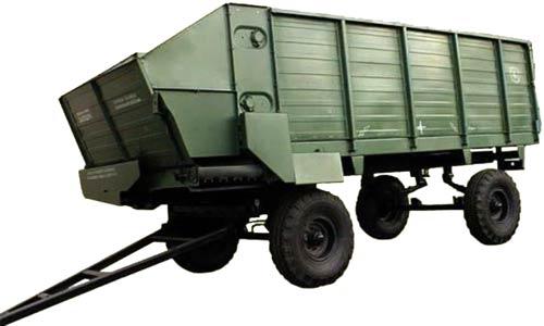 Раздатчик кормов тракторный (РКТ-10)