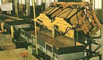 Опорожнитель контейнеров (ОКП-6)