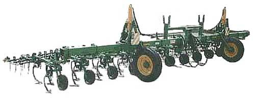 Культиватор для предпосевной подготовки почвы (КПП-8А)