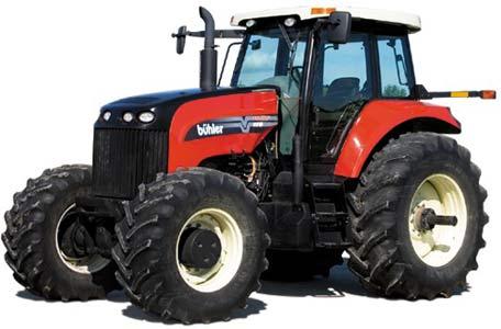 Трактор (Versatile MFWD 190-220 hp)