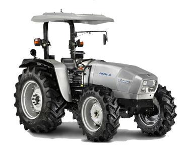 Трактор колёсный (Lamborghini Rekord)