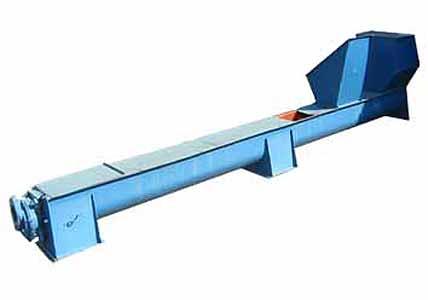 Конвейер винтовой универсальный (КВ-Ф-40)