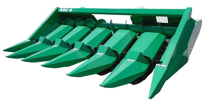 Жатка для уборки кукурузы (КМС)