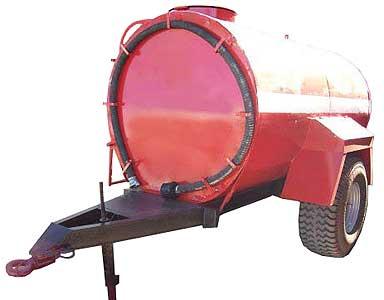 Полуприцеп-цистерна пожарный (ППЦ-5,3)