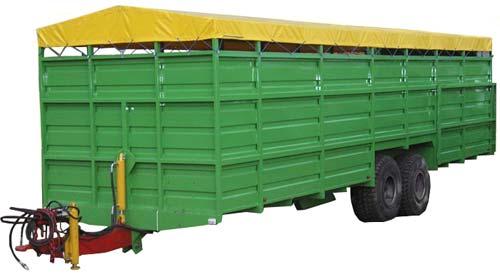 Трейлер скотовоз (ТС-9)