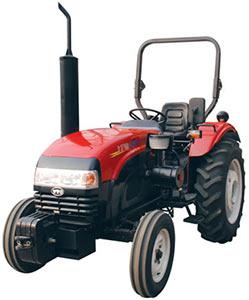 Трактор колёсный (YTO-400(500))