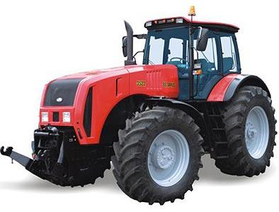 Трактор (Беларус-3522)