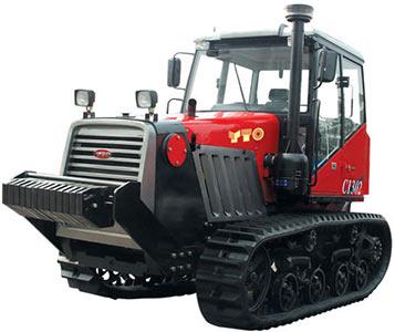 Трактор гусеничный (YTO C902-2 (C1302))