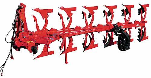 Плуг 3-7-ми корпусной оборотный навесной (Vari-Master)