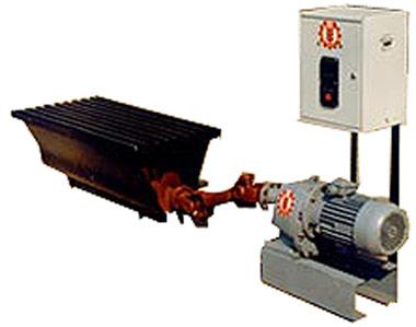 Транспортер шнековый навозоуборочный (ТШН-200)