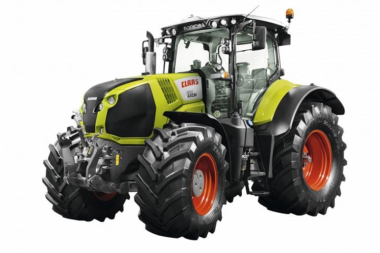 Трактор (Axion 850-810)