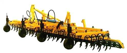 Культиватор ресурсосберегающийх блочно-модульный (КБМ-8H)