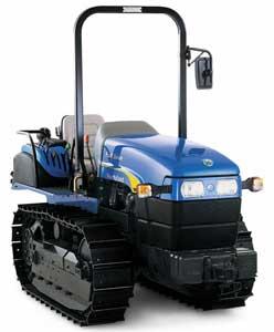 Трактор гусеничный (New Holland TK-A)