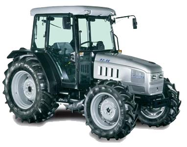 Трактор колёсный (Lamborghini R2)