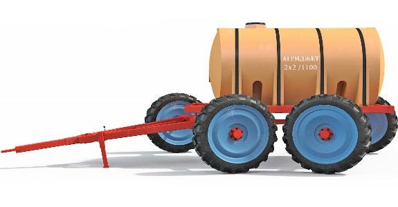 Машина для внесения жидких удобрений (Агриджет 2х2)