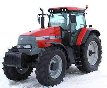 Трактор колёсный сельскохозяйственный (ХТХ-185/215)