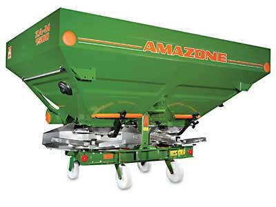 Разбрасыватель удобрений (Amazone ZA-M)