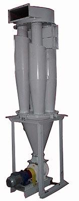 Установка батарейных циклонов (У13-У4БЦШ)