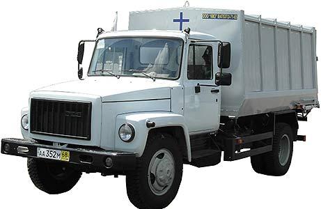 Автомобиль-фургон (КМЗ-4723)