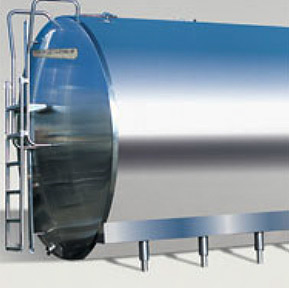 Танк-охладитель для молока (Koolway)