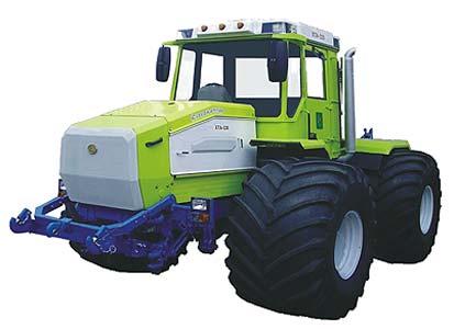 Трактор сельскохозяйственный (Слобожанец)