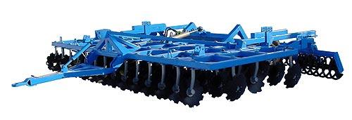 Агрегат почвообрабатывающий (Уралец)