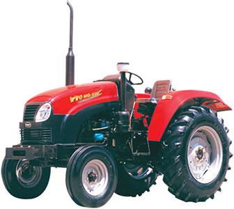Трактор колёсный (YTO-MG)