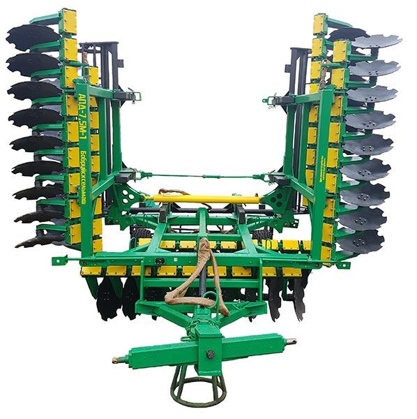 Агрегат почвообрабатывающий дисковый (АПД-7,5М)