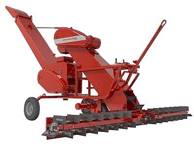 Зернометатель самопередвижной (МЗС-90-20-01М)