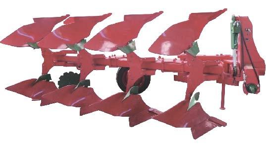Плуг 4-х (3+1) корпусной оборотный (ВИМ)