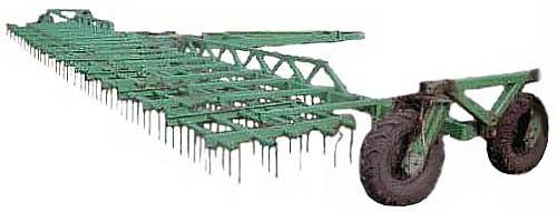 Борона прицепная гидрофицированная (БПГ (БПН))