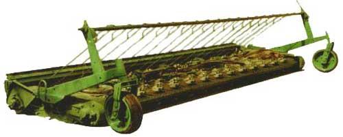 Подборщик транспортерный (РСМ-10.08.07.000)