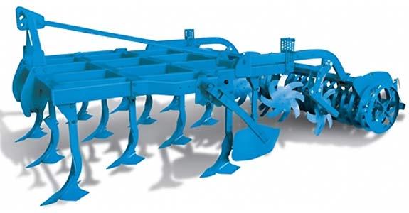 Орудие почвообрабатывающее (Агромаш ОПО)
