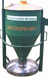 Кормушка для сухих кормов (КА-120)