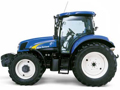 Трактор (New Holland T 6000)