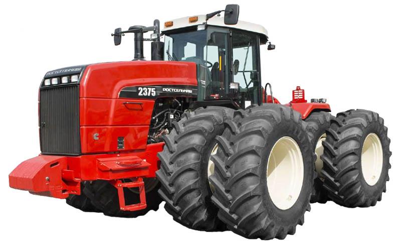 Трактор шарнирно-сочлененный (Серия 2000)