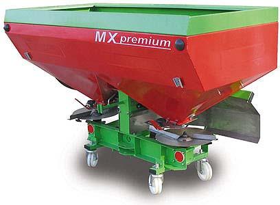 Разбрасыватель удобрений навесной двухдисковый (MX premium)