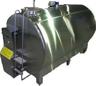 Установка для охлаждения молока закрытого типа (УОМЗТ)