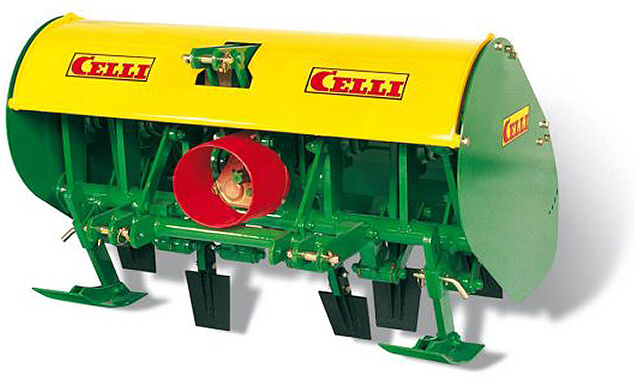 Машина вскапывающая (Celli)
