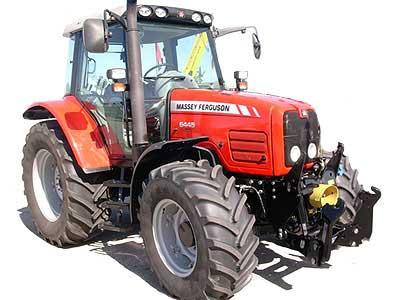 Трактор универсальный (MF 6400)